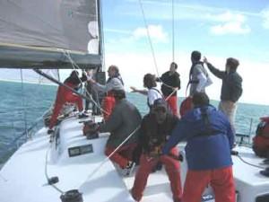 Sailing Activity Istanbul