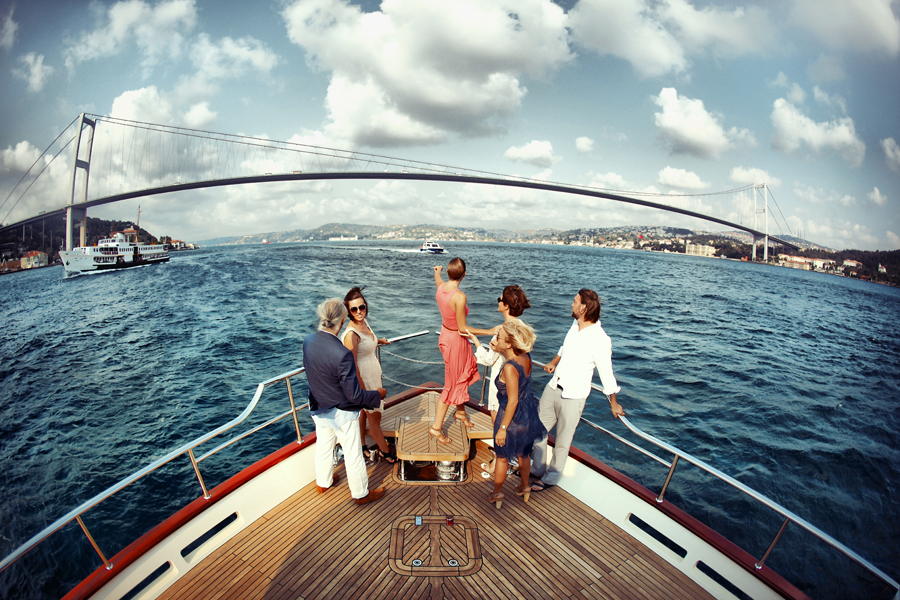 Bosphorus Experience